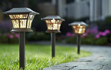 Outdoor Entertainment & Lighting