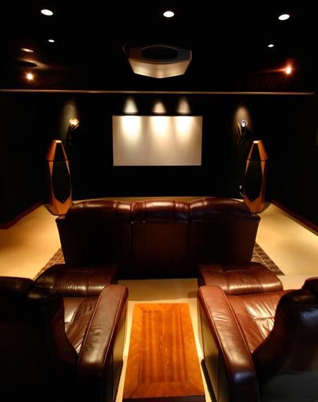 Custom Home Theater Systems | Denver, Colorado