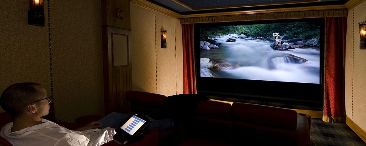 Denver Home Theater Design